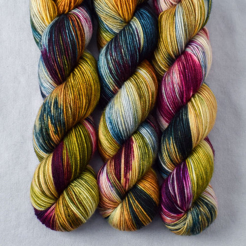 Almost Paradise - Miss Babs Yummy 3-Ply yarn