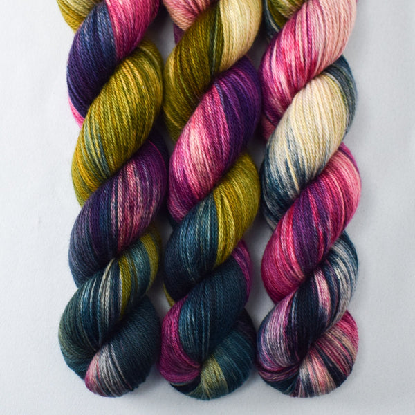Almost Paradise - Miss Babs Caroline yarn