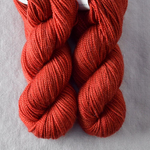 American Robin - Miss Babs 2-Ply Toes yarn