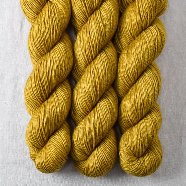 Antique Brass - Miss Babs Yummy 3-Ply yarn