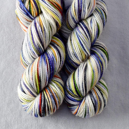 A Pox on You - Miss Babs 2-Ply Toes yarn