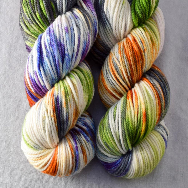 A Pox on You - Miss Babs K2 yarn