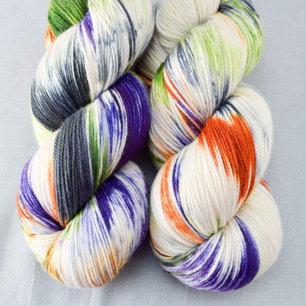 A Pox on You - Miss Babs Killington yarn