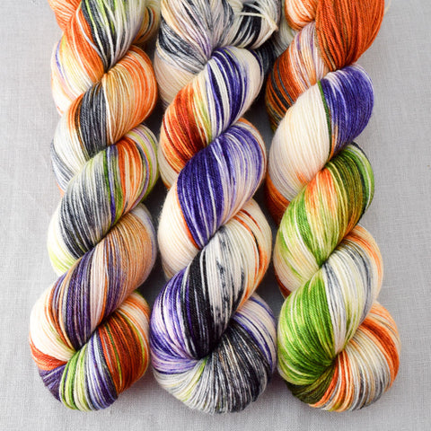 A Pox on You - Miss Babs Tarte yarn