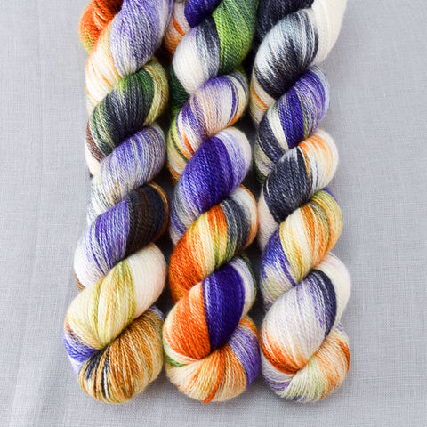 A Pox on You - Miss Babs Yet yarn