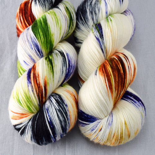 A Pox on You - Miss Babs Yowza yarn