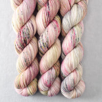 Apple Season - Rhinebeck 2020 - Miss Babs Yummy 2-Ply yarn
