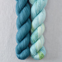 Aquarius, Mojito - Miss Babs 2-Ply Duo