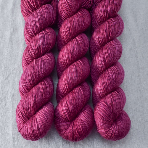 Aubergine - Miss Babs Yummy 2-Ply yarn