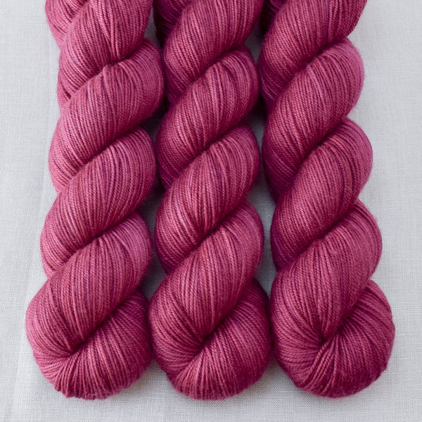 Aubergine - Miss Babs Yummy 3-Ply yarn
