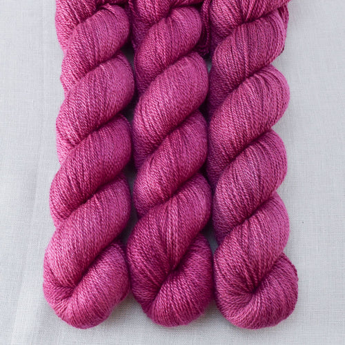 Aubergine - Miss Babs Yet yarn