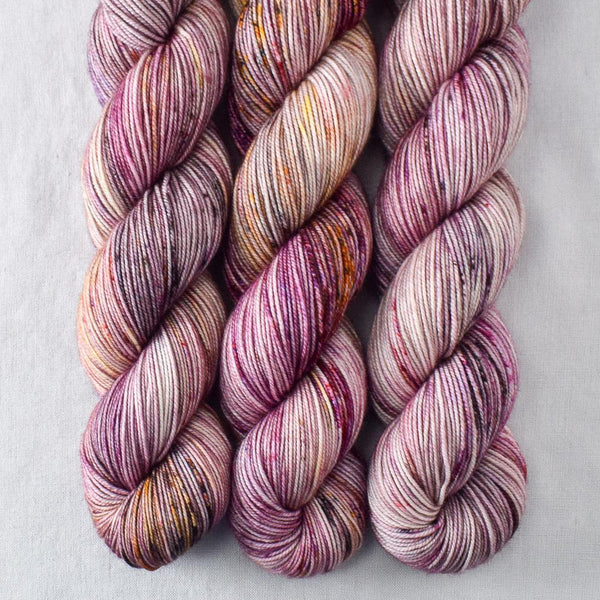 Autumn Toad Lily - SAFF 2020 - Miss Babs Yummy 3-Ply yarn
