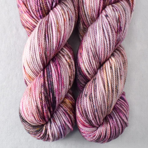 Autumn Toad Lily - SAFF 2020 - Miss Babs K2 yarn