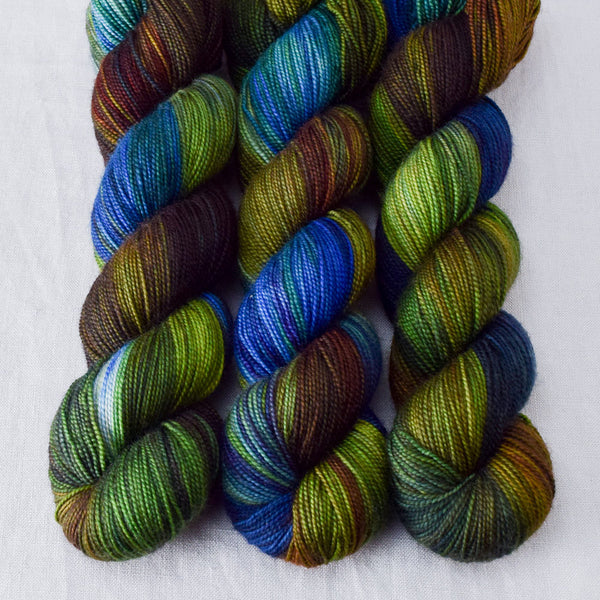 Bat S**t Crazy - Miss Babs Yummy 2-Ply yarn