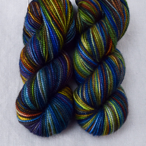 Bat S**t Crazy - Miss Babs 2-Ply Toes yarn