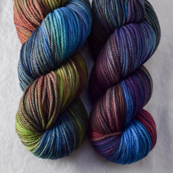 Bat S**t Crazy - Miss Babs K2 yarn
