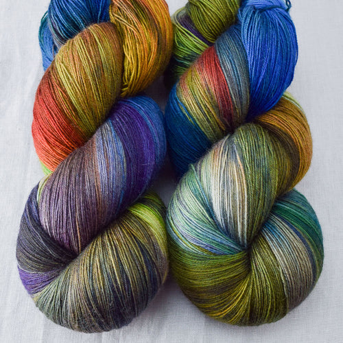 Bat S**t Crazy - Miss Babs Katahdin yarn