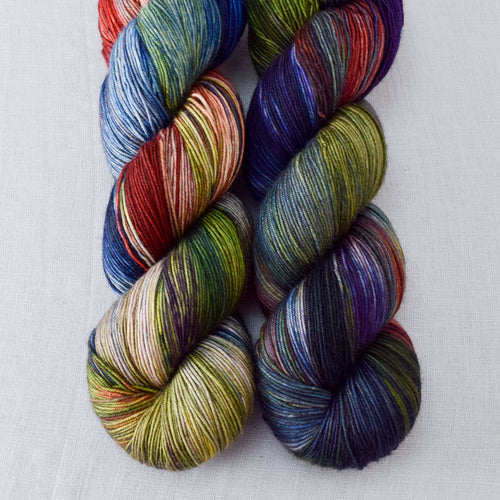 Bat S**t Crazy - Miss Babs Keira yarn