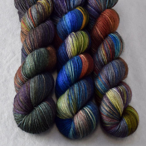 Bat S**t Crazy - Miss Babs Katahdin 437 yarn