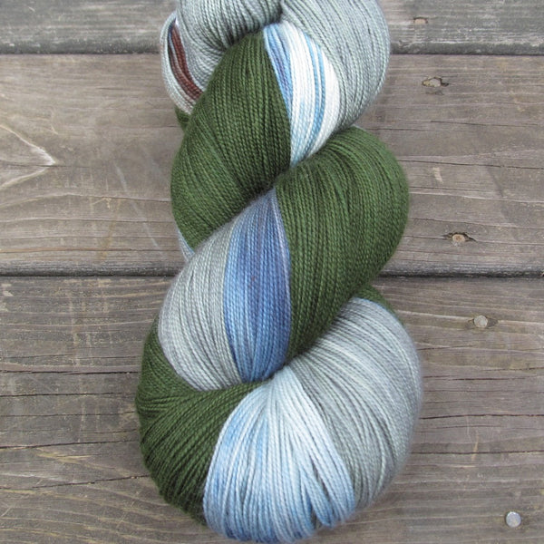 Beachglass, Dream Weaver, Verdigris - Yummy Trio - Babette
