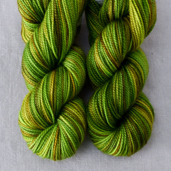 Bearded Lizard - Miss Babs 2-Ply Toes yarn
