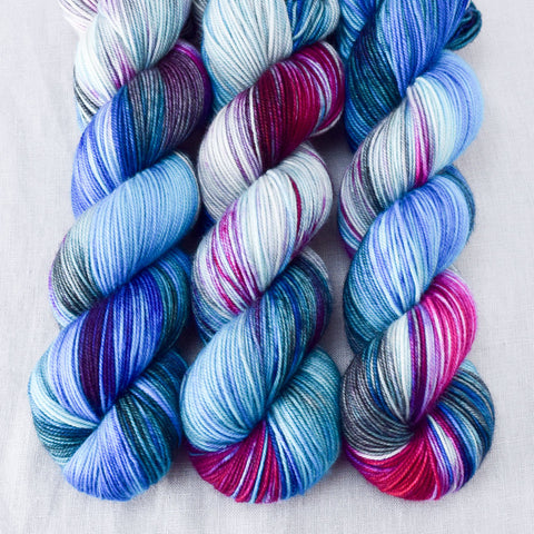 Beautiful Dreamer - Miss Babs Yummy 3-Ply yarn