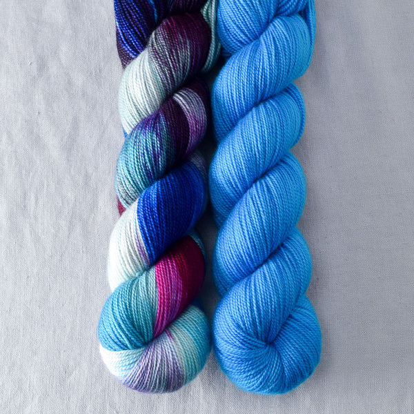 Beautiful Dreamer, Marine - Miss Babs 2-Ply Duo