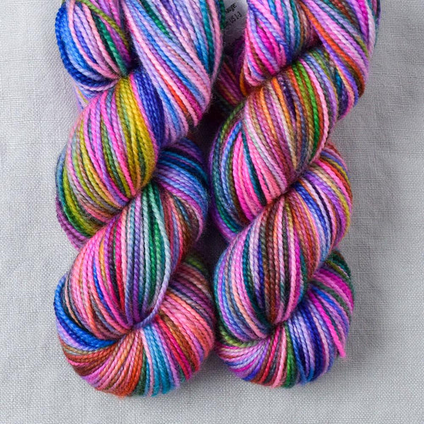 Birthday Jubilee - Miss Babs 2-Ply Toes yarn