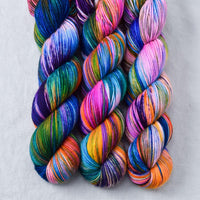 Birthday Jubilee - Miss Babs Yummy 3-Ply yarn