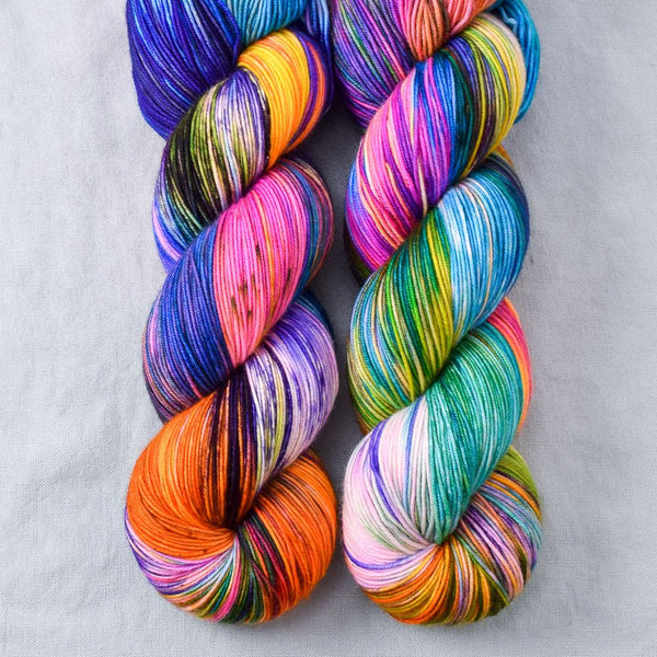 Birthday Jubilee - Miss Babs Keira yarn