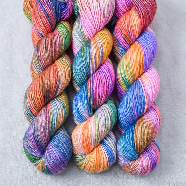 Birthday Jubilee - Miss Babs Kunlun yarn
