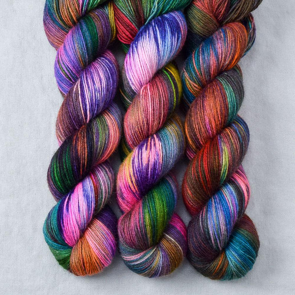 Birthday Jubilee - Miss Babs Katahdin 437 yarn