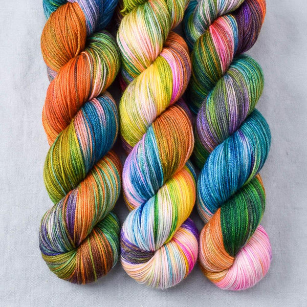 Birthday Jubilee - Miss Babs Tarte yarn