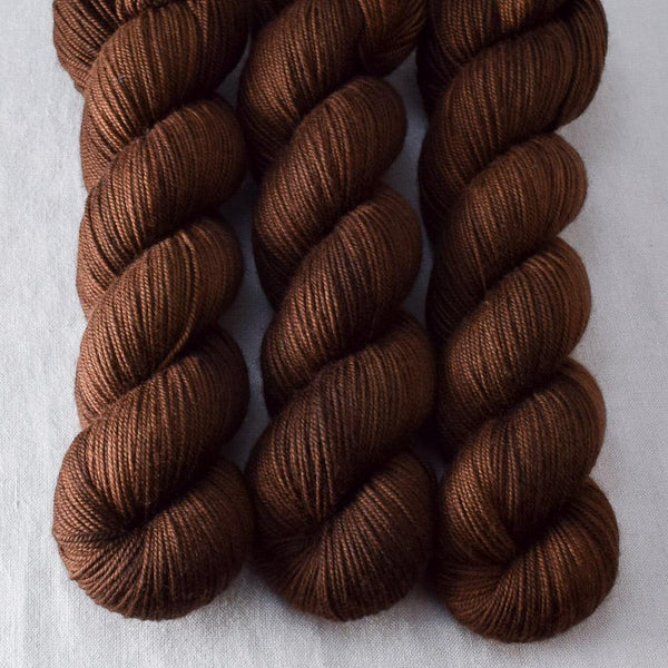 Bittersweet Chocolate - Miss Babs Yummy 3-Ply yarn