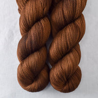 Bittersweet Chocolate 1200 Yard Skeins - Miss Babs Dulcinea yarn