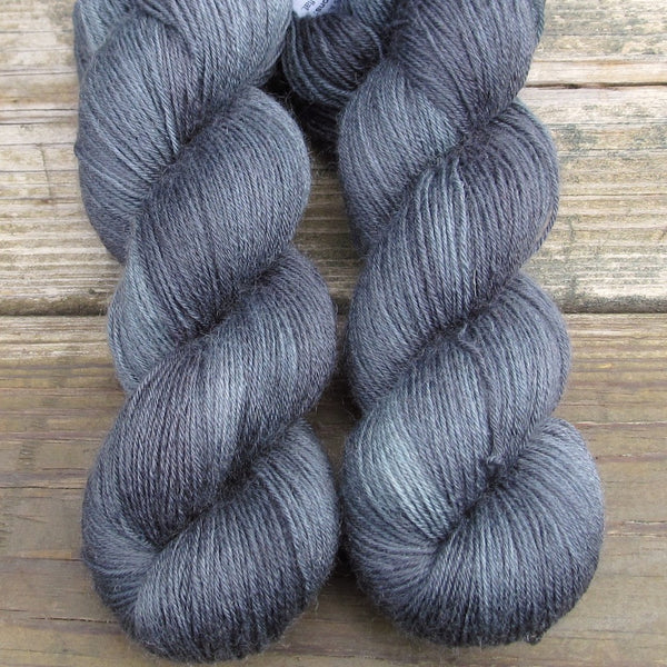 Black Magic - Miss Babs Northumbria Fingering Yarn