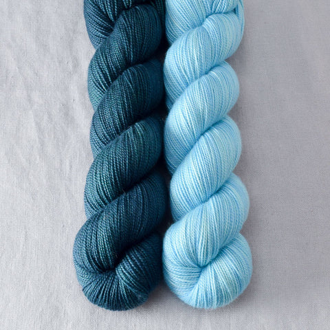 Blackwatch, Chirp - Miss Babs 2-Ply Duo