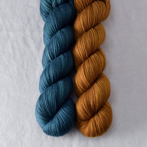 Blackwatch, Dark Roast - Miss Babs 2-Ply Duo