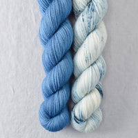 Blueberries, Next Chapter - Miss Babs 2-Ply Duo