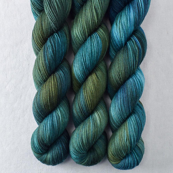Blue Dasher - Miss Babs Putnam yarn