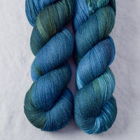 Blue Dasher - Miss Babs Yearning yarn
