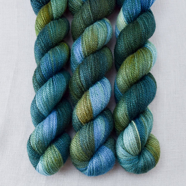Blue Dasher - Miss Babs Yet yarn