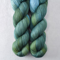 Blue Dasher 1200 Yard Skeins - Miss Babs Dulcinea yarn