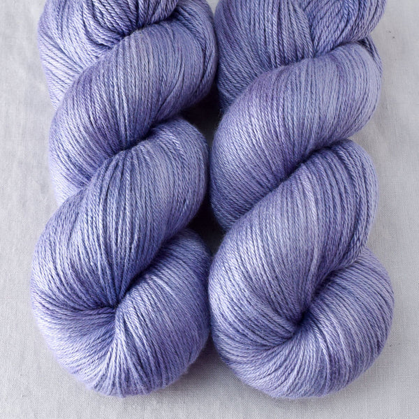 Blue Mussel - Miss Babs Big Silk yarn