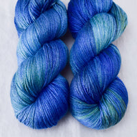 Blue Ridge - Miss Babs Big Silk yarn