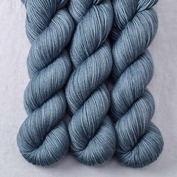 Blue Slate - Miss Babs Yummy 3-Ply yarn