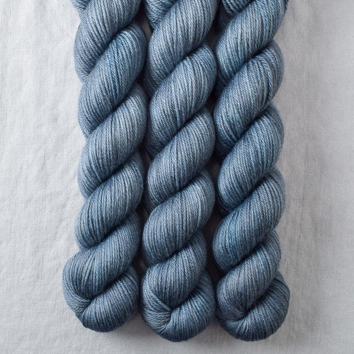 Blue Slate - Miss Babs Yowza Mini yarn
