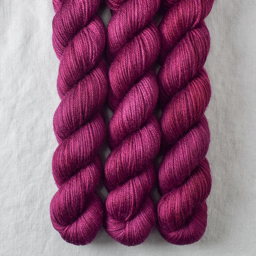 Bougainvillea - Miss Babs Yowza Mini yarn