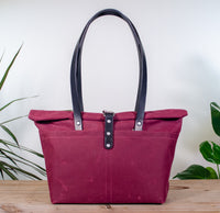 Burgundy Bag No. 3 - The Everywhere Bag