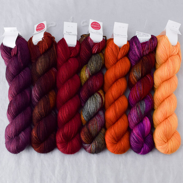 Burlesque - Yummy 2-Ply Fade Set